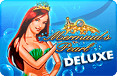 Играть в Mermaid's Pearl Deluxe онлайн
