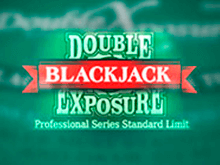 Double Exposure Blackjack Pro Series: блекджек-слот в казино