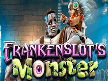 Frankenslot's Monster: онлайн-автомат с джек-потом